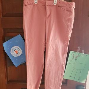 Pixie Ankel Pants
